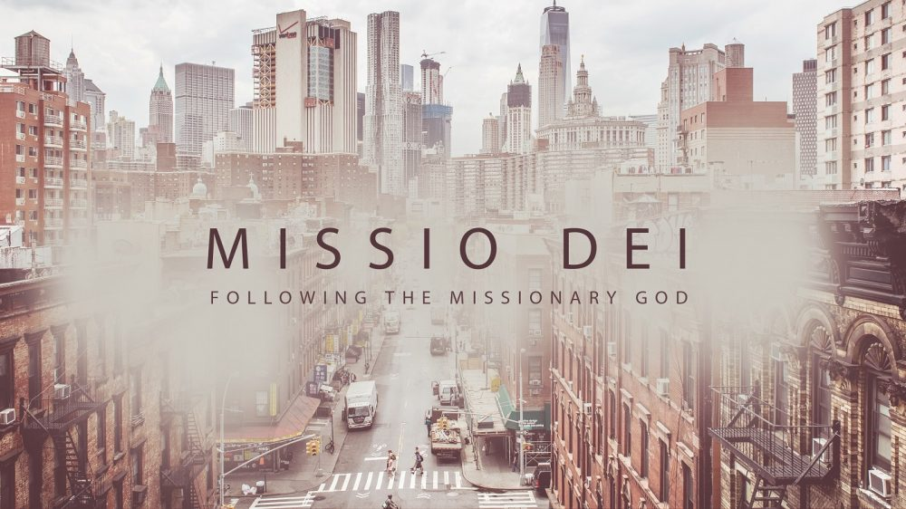 Missio Dei: Led by the Spirit into Mission Image