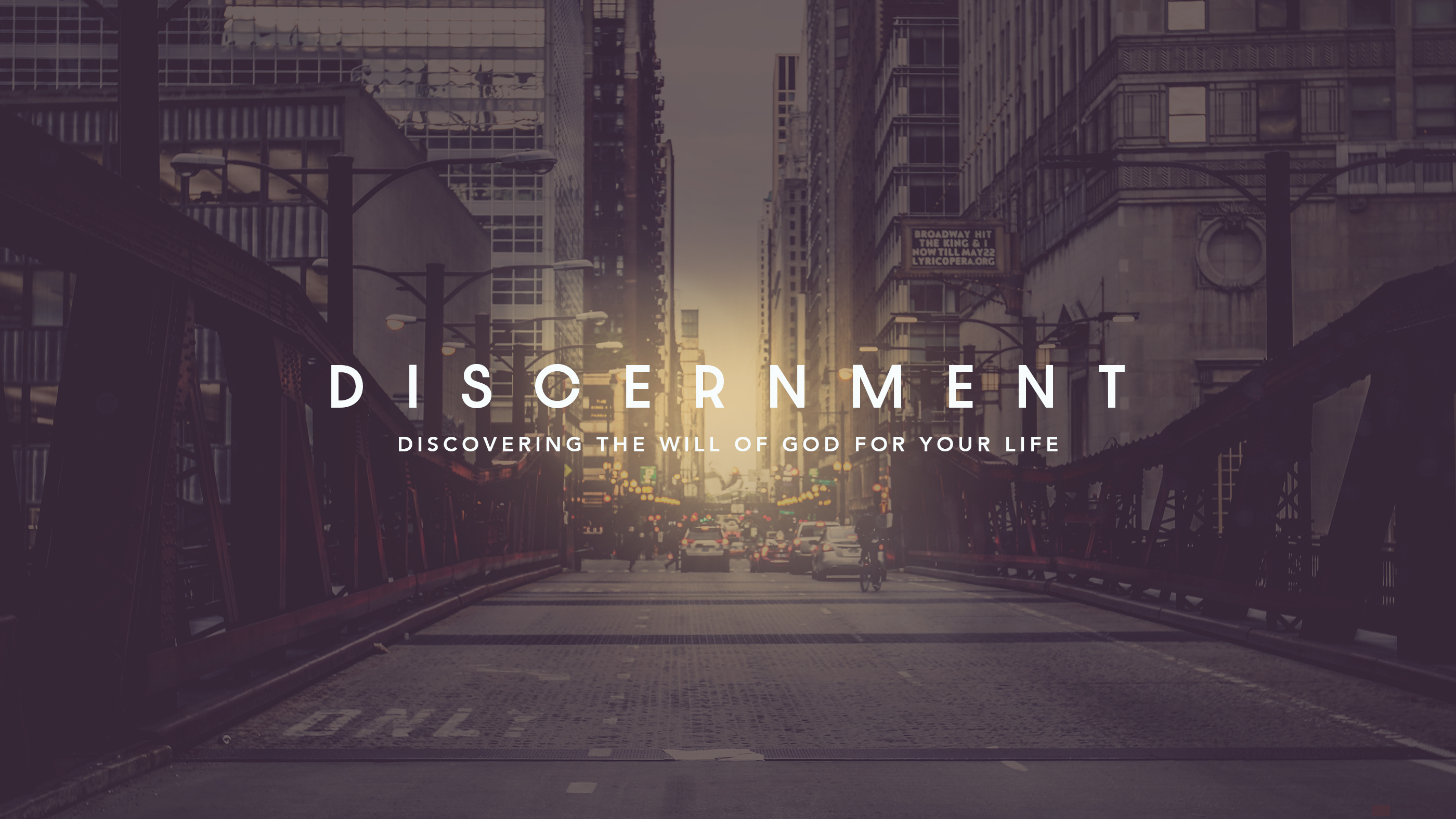 Discernment Workshop Image