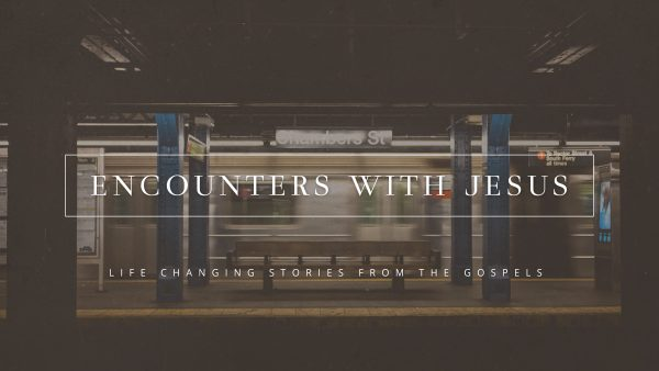 Encounters with Jesus: Blessed, Broken, Given Image