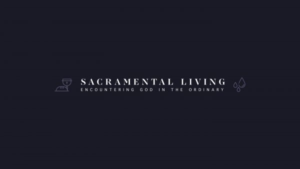 Sacramental Living: Remembering Our Baptism Image