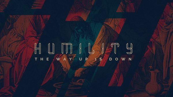 Humility: The Way Up is Down Image