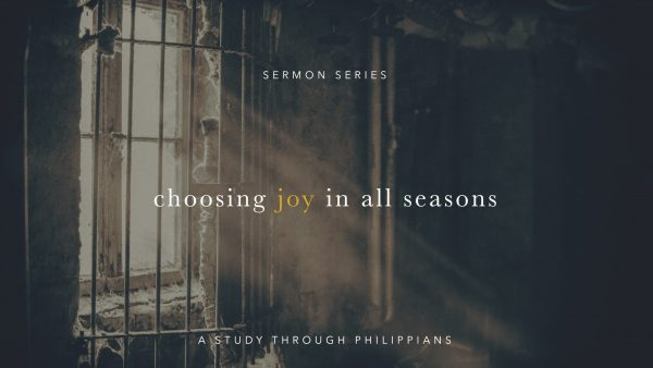 Choosing Joy: The Gospel is Advancing Image